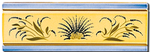 Frises décorées